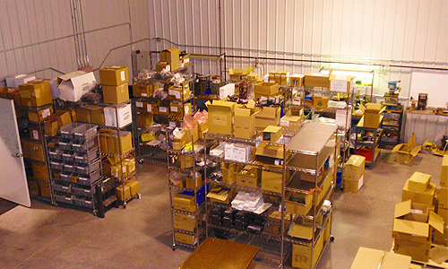 Iso-Tip Warehouse