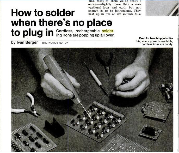 Popular Mechanics Article - 2